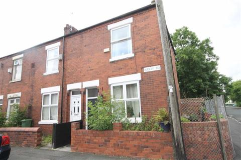 2 bedroom end of terrace house for sale - Audley Road, Manchester