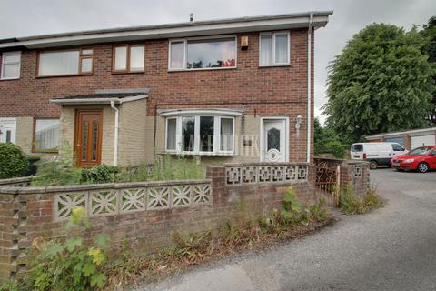 3 bedroom end of terrace house for sale - Manor Park Court, Manor Park, S2