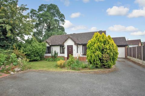 3 bedroom detached bungalow for sale - Plas Cerrig Close, Whittington, Oswestry
