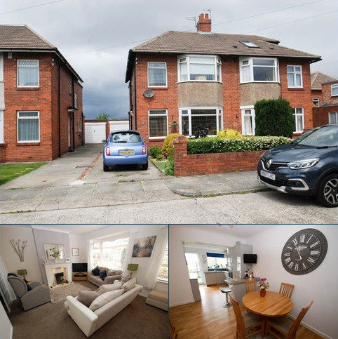 3 bedroom semi-detached house for sale - Ambleside Avenue, South Shields
