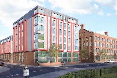 Studio to rent - Fox Street, Liverpool