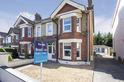 3 bedroom semi-detached house for sale - North Road, Lower Parkstone, Poole