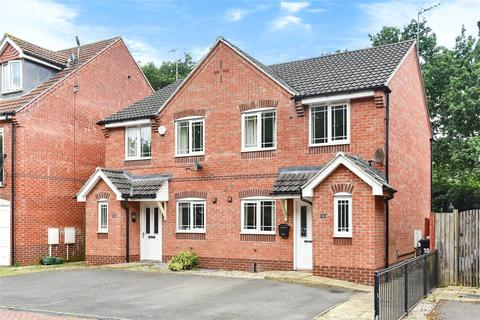 3 bedroom semi-detached house for sale - Grandfield Way, North Hykeham, LN6