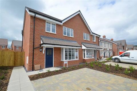 3 bedroom semi-detached house to rent - Mercers Lane, Sweetlake Meadow, Shrewsbury