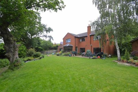 4 bedroom detached house for sale - Parrs Lane, Bayston Hill, Shrewsbury