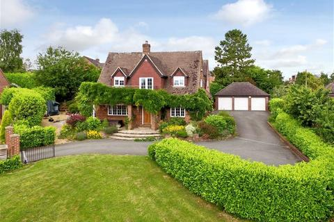 4 bedroom detached house for sale - 44, Ludlow Road, High Town, Bridgnorth, Shropshire, WV16