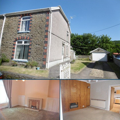 3 bedroom semi-detached house for sale - Grove Road, Pontardawe, Swansea.