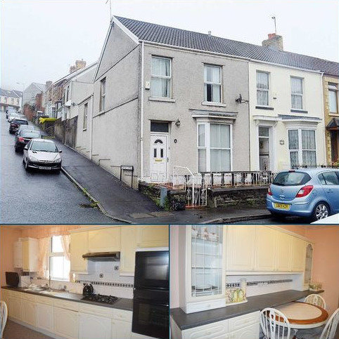 3 bedroom end of terrace house for sale - Port Tennant Road, Swansea, SA1