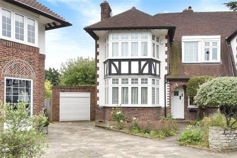 3 bedroom semi-detached house for sale - Yew Tree Close, Winchmore Hill, London, N21