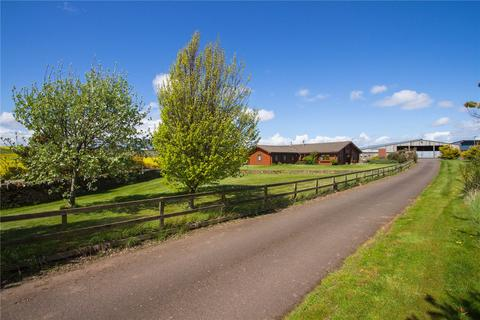 4 bedroom equestrian facility for sale - Balnabrechan Lodge, Inverkeilor, Arbroath, Angus, DD11