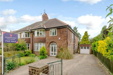 4 bedroom semi-detached house for sale - Tadcaster Road, York, YO24