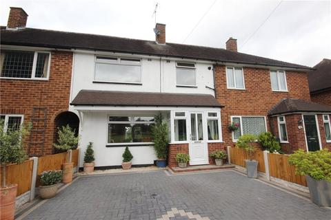 3 bedroom terraced house for sale - Hobs Meadow, Solihull, West Midlands, B92