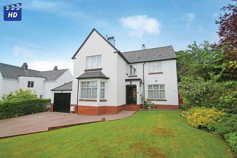 4 bedroom detached house for sale - 31 Colquhoun Drive, Bearsden, G61 4NQ