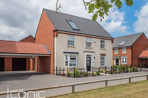 4 bedroom detached house for sale - Moore Close, Horsford, Norwich