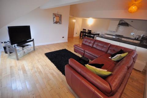 2 bedroom penthouse for sale - Burns Court, Bamford, Rochdale