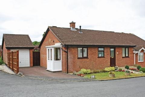 2 bedroom semi-detached bungalow for sale - Yew Close, Honiton