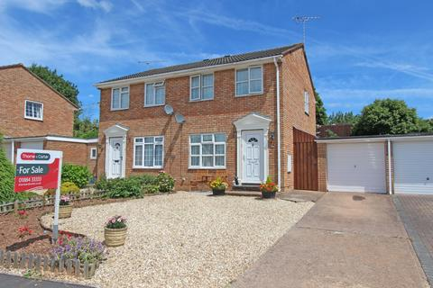 3 bedroom semi-detached house for sale - Bockland Close, Cullompton, EX15