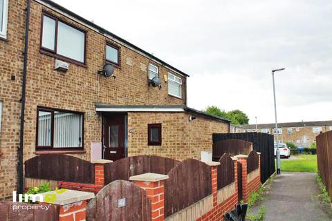 3 bedroom terraced house to rent - Wimbourne Close, Bransholme, Hull, HU7 6AE