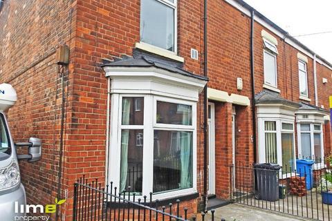 2 bedroom end of terrace house to rent - Helmsdale, Newbridge Road, Hull, HU9 2LZ