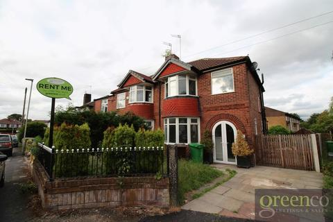3 bedroom semi-detached house to rent - Carr Bank Avenue, Manchester