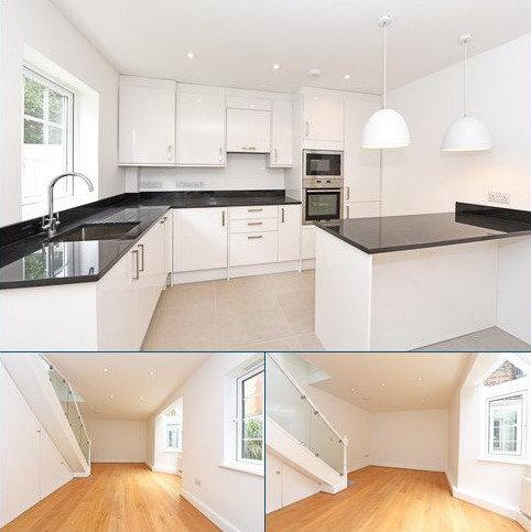 2 bedroom link detached house to rent - Queens Road, Wimbledon, London, SW19