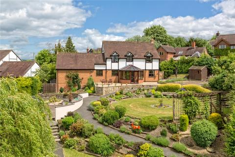 4 bedroom detached house for sale - The Yews, Rushbury, Church Stretton, Shropshire, SY6