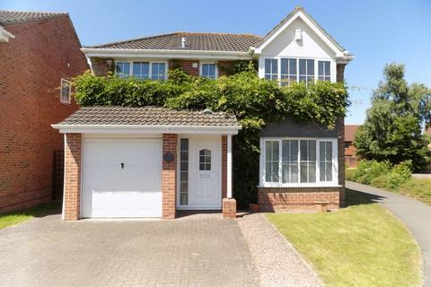 4 bedroom detached house for sale - Greenwich Close, Abbey Meads