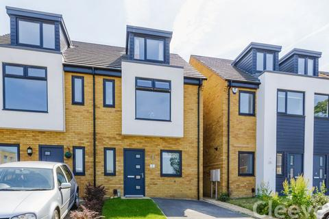 4 bedroom semi-detached house for sale - Newdawn Place, Cheltenham