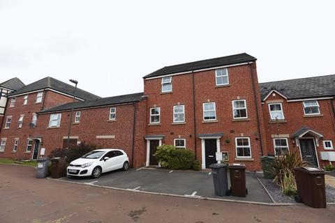 4 bedroom terraced house to rent - Snitterfield Drive, Solihull