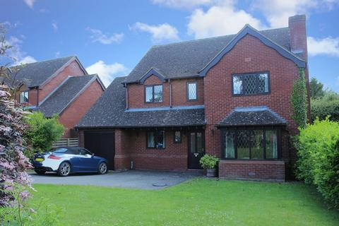 4 bedroom detached house for sale - Limes Paddock, Dorrington, Shrewsbury, SY5 7LF