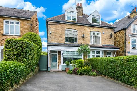 5 bedroom semi-detached house for sale - 36 Springfield Road, Millhouses, Sheffield, S7 2GD.