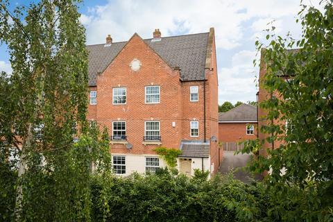 4 bedroom townhouse for sale - Regent Mews, York, YO26
