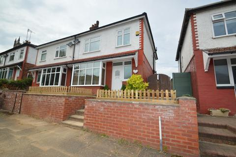 3 bedroom semi-detached house to rent - Grosvenor Avenue, Whitefield, Manchester, M45