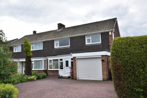 4 bedroom semi-detached house for sale - Ridgely Drive, Ponteland, Newcastle upon Tyne, NE20