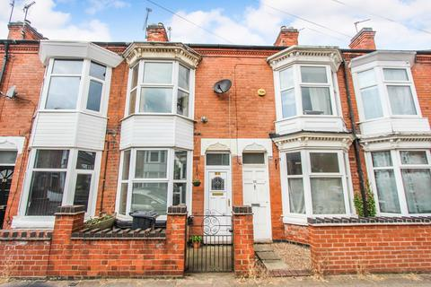 2 bedroom terraced house for sale - Wilberforce Road, Leicester, LE3
