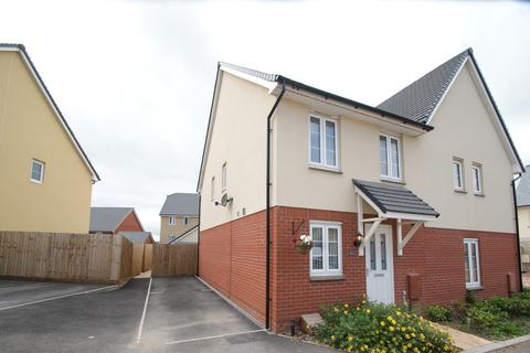 2 bedroom semi-detached house for sale - Baron Way | Newton Abbot