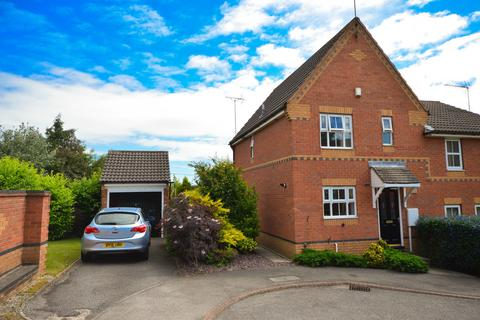 3 bedroom semi-detached house for sale - Middle Ox Close, Sheffield, Halfway, S20