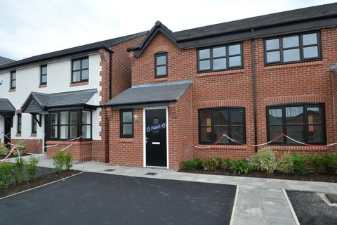 3 bedroom semi-detached house to rent - Trilby drive, Stockport
