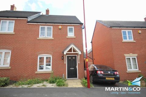 3 bedroom semi-detached house to rent - Brindley Avenue, Edgbaston, B16
