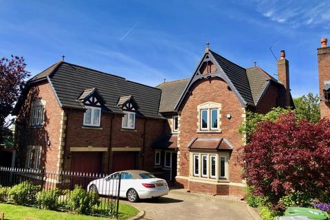 5 bedroom detached house for sale - Jacobs Way, Pickmere, Near Knutsford