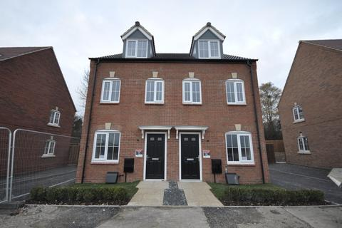 3 bedroom semi-detached house to rent - Riber Drive, Regents Place, Chellaston