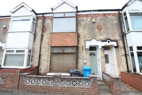 2 bedroom terraced house for sale - Newstead Street, Hull