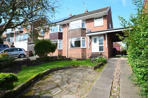 3 bedroom semi-detached house to rent - Hillside Avenue, Forsbrook, ST11 9BH