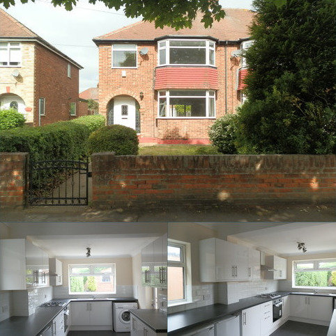 3 bedroom semi-detached house to rent - Gorton Road, Willerby HU10