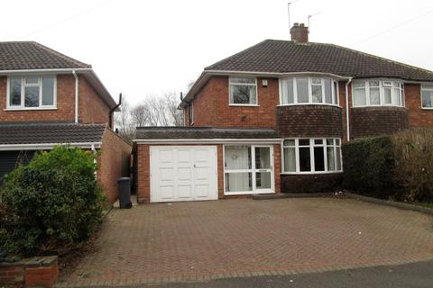 3 bedroom detached house to rent - Rowlands Cresent, Solihull B91