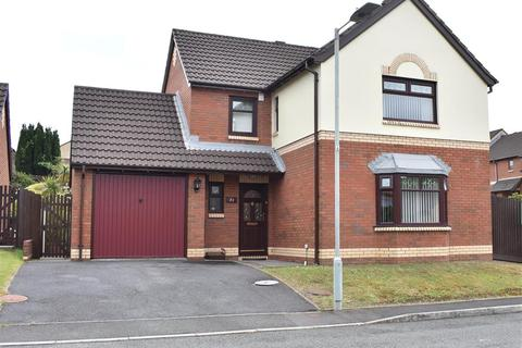 4 bedroom detached house for sale - FFordd Scott, The Fairways, Birchgrove, Swansea