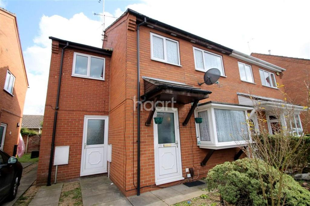 4 Bedrooms Semi Detached House for sale in Derby Street