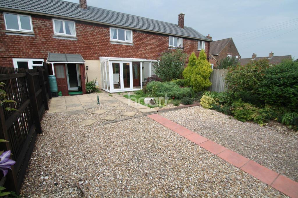 3 Bedrooms Terraced House for sale in Drigh Road, Binbrook