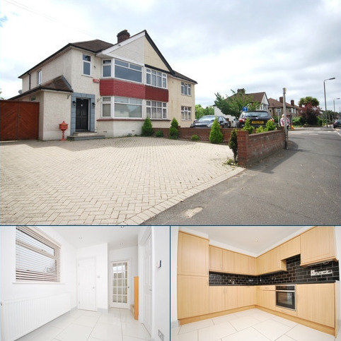 3 bedroom semi-detached house to rent - Homesdale Road Bromley BR1