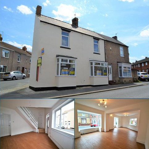 3 bedroom end of terrace house for sale - Durham Road, Spennymoor